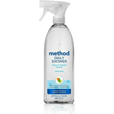 (Method Daily Shower Cleaner, Ylang Ylang 28 oz)