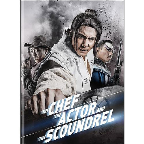 The Chef, The Actor, The Scoundrel (Widescreen)