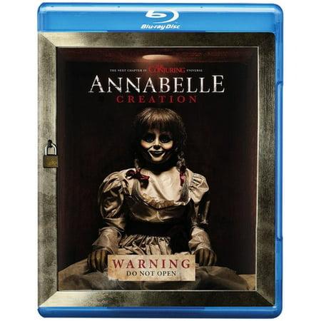 Annabelle: Creation (Blu-ray + (Annabelle Mini)