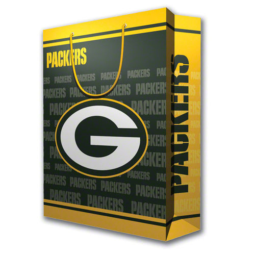 NFL - Green Bay Packers Large Gift Bag