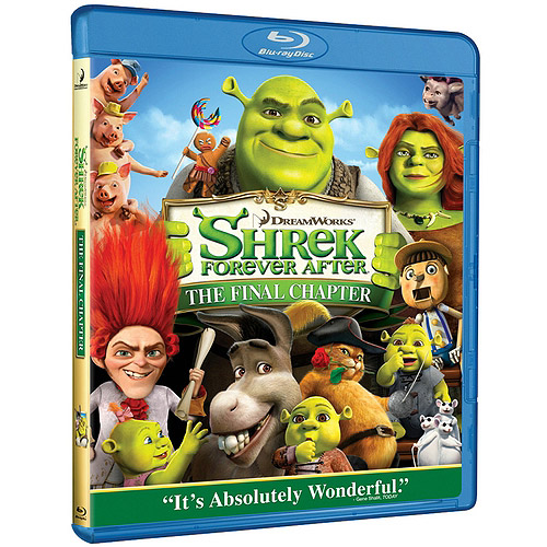 Shrek Forever After (Blu-ray) (Widescreen)
