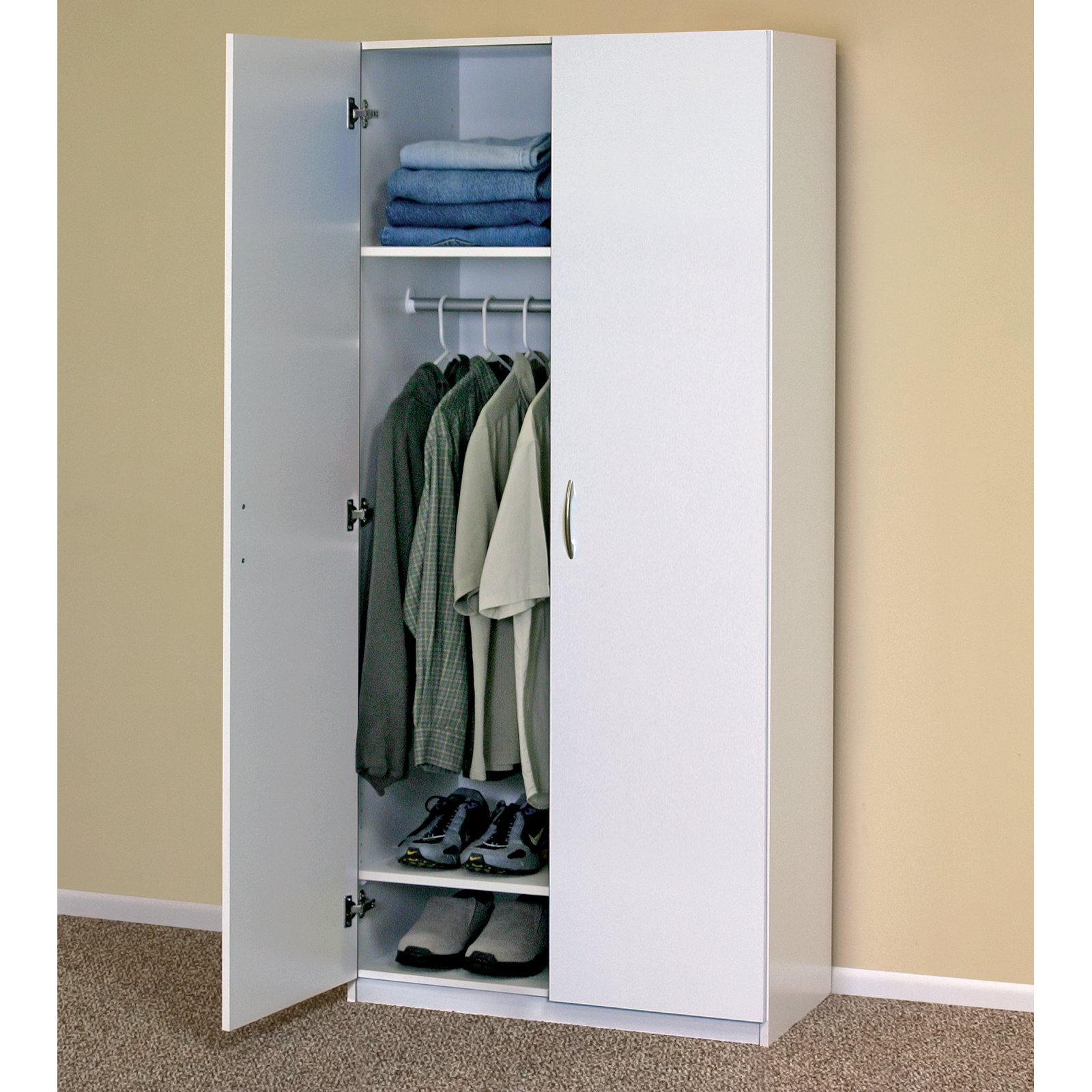 cabinet com prepac collection cabinets elite utility amazon wardrobe pin