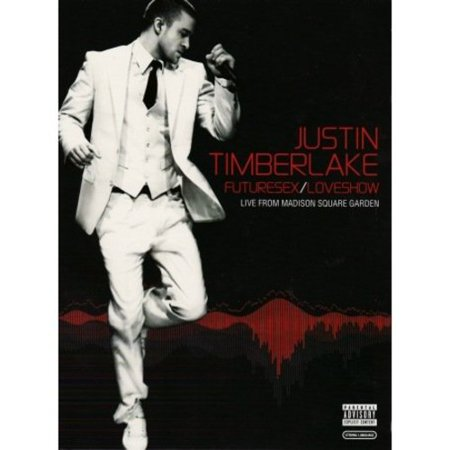 Justin Timberlake - Futuresex/Loveshow-Live From Madison Square Garden
