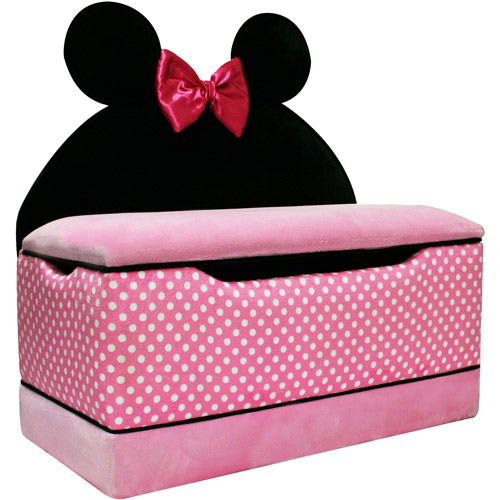 Disney Minnie Mouse Large Toy Box