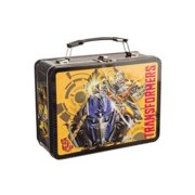 Transformers Movie Heroes Tin Tote Large (Vandor, Llc)
