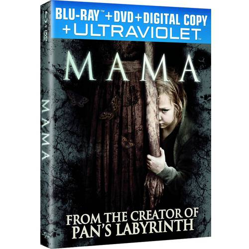 Mama (Blu-ray   DVD   Digital HD) (With INSTAWATCH)