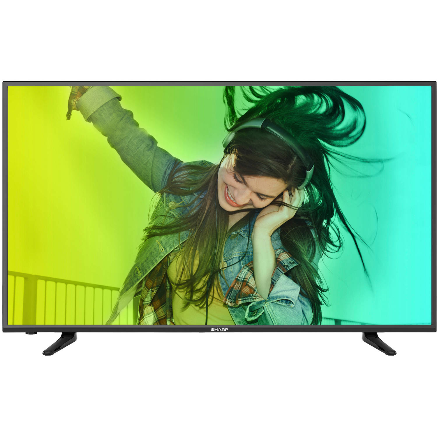 "Sharp 60"" Class 4K (2160p) Smart LED TV (LC-60N6200U) by Sharp"