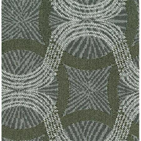 Crypton Ingrain 9006 Contemporary Contract Woven Jacquard Fabric, Graphite