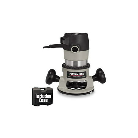 Shank Porter Cable (PORTER CABLE 9690LR 1 3/4-HP Fixed Based Router Kit )