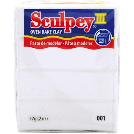 Sculpey III Polymer Clay, 2oz