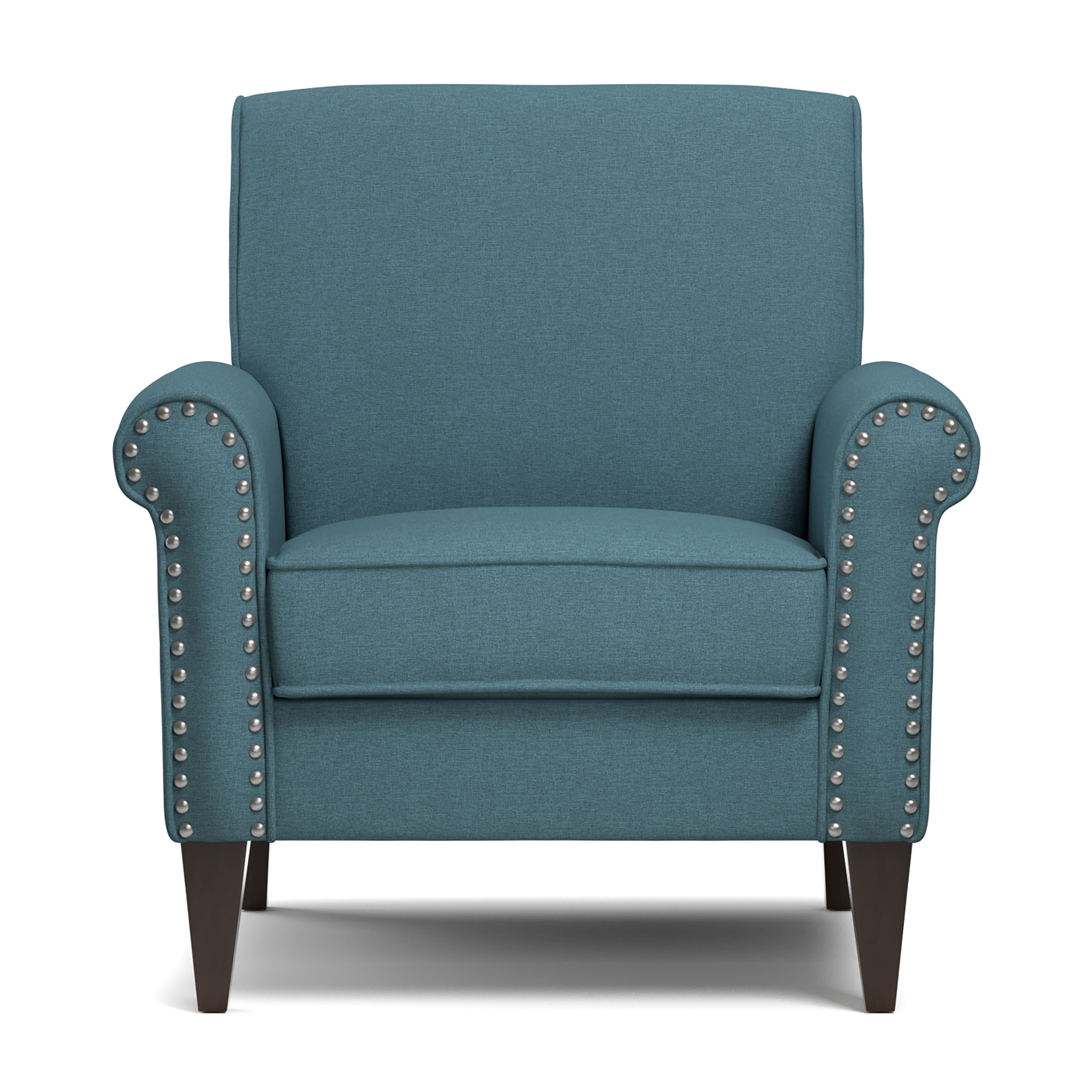 Blue Modern Accent Chairs.Details About Jean Arm Chair Linen Traditional Indoor Modern Accent Chair Caribbean Blue