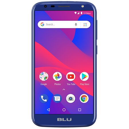 BLU Studio G4 16GB Unlocked GSM Dual-SIM Phone - (Blu Studio 5-0 Unlocked Dual Sim Phone Review)