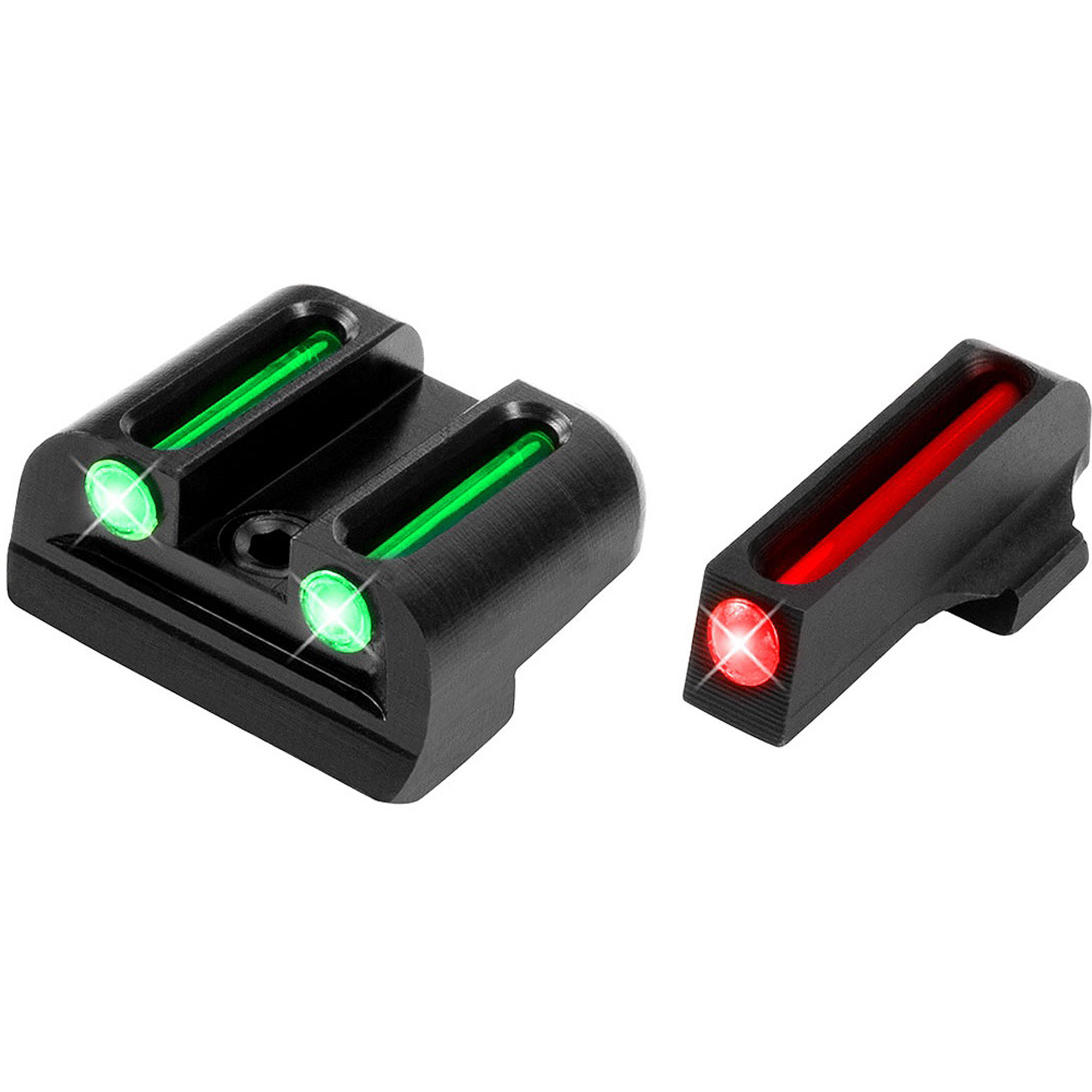 TRUGLO Brite-Site Fiber-Optic Handgun Sight, Sig 6/8 Set