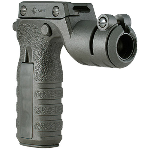 Mission First React Torch and Vertical Grip