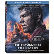 Deepwater Horizon (Blu-ray + DVD) by Lions Gate