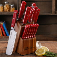 The Pioneer Woman Cowboy Rustic Cutlery Set, 14-Piece