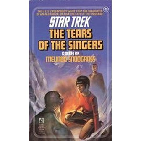 The Tears of the Singers - eBook