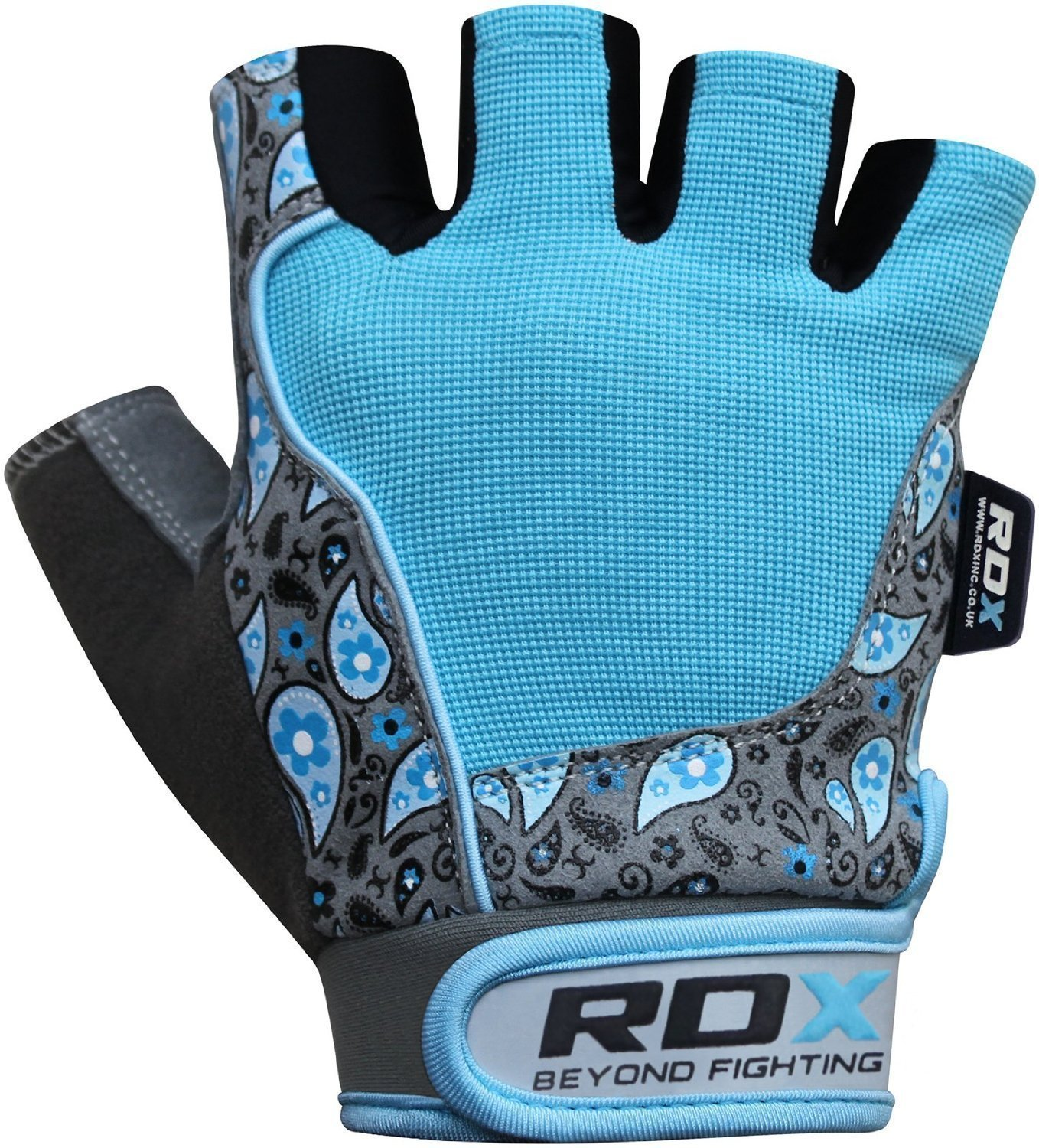 RDX Women Gym Weight Lifting Gloves Ladies Training Bodybuilding Fitness Exercise