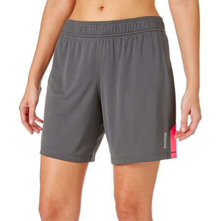 86a41fb2837 Reebok - reebok women's 7'' training shorts - Walmart.com