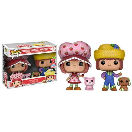 Funko Pop  Animation Strawberry Shortcake   Huckleberry Pie Vinyl Figures