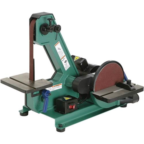"Grizzly H8192 1"" x 42"" Belt/8"" Disc Combo Sander"