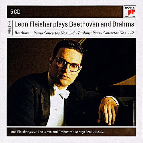 Leon Fleisher Plays Beethoven & Brahms (Box)
