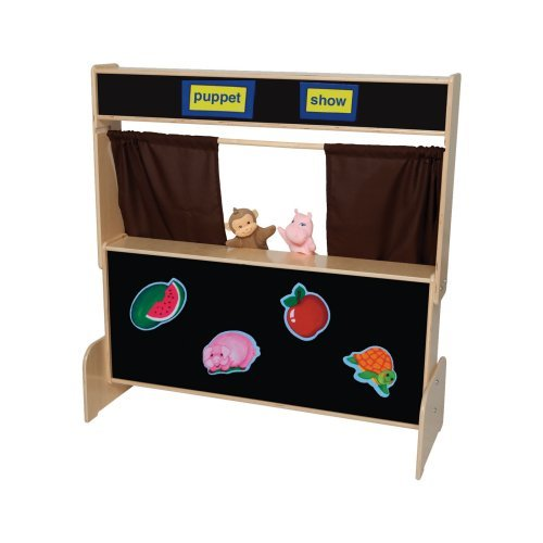 Wood Designs Flannel Board Puppet Theater