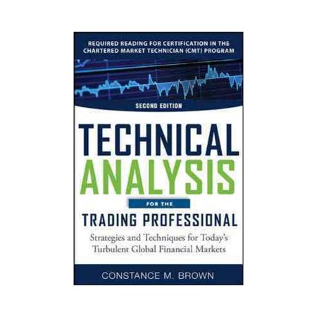 Technical Analysis For The Trading Professional   Strategies And Techniques For Todays Turbulent Global Financial Markets