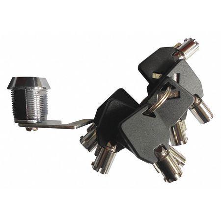 Westward TTLK002G Lock Set For Chest Series