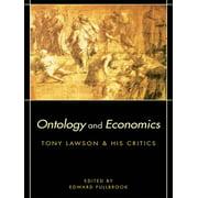 Ontology and Economics - eBook