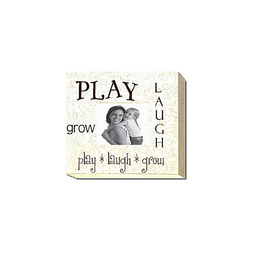 Forest Creations Play * Laugh * Grow Child Frame