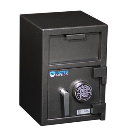 Protex Safe Co. Front Loading Commercial Depository Safe with Electronic Lock