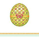 Hand Towels Bathroom Luxury Paper Towels Easter Decorations Imperial Eggs Pk 15 - Towel Decorations