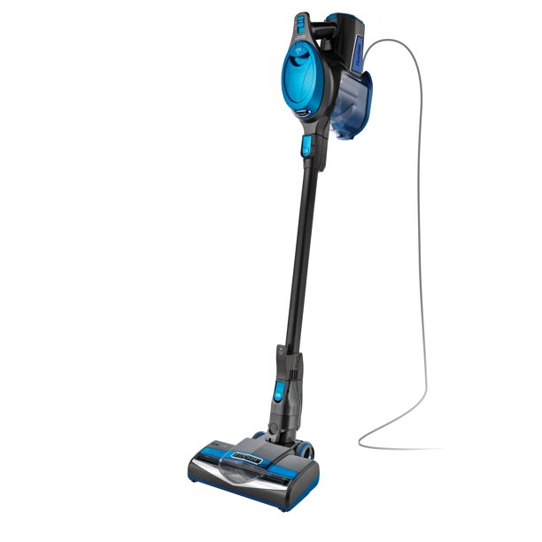 Shark Rocket Ultra-Light Corded Stick Vacuum, Blue, HV300