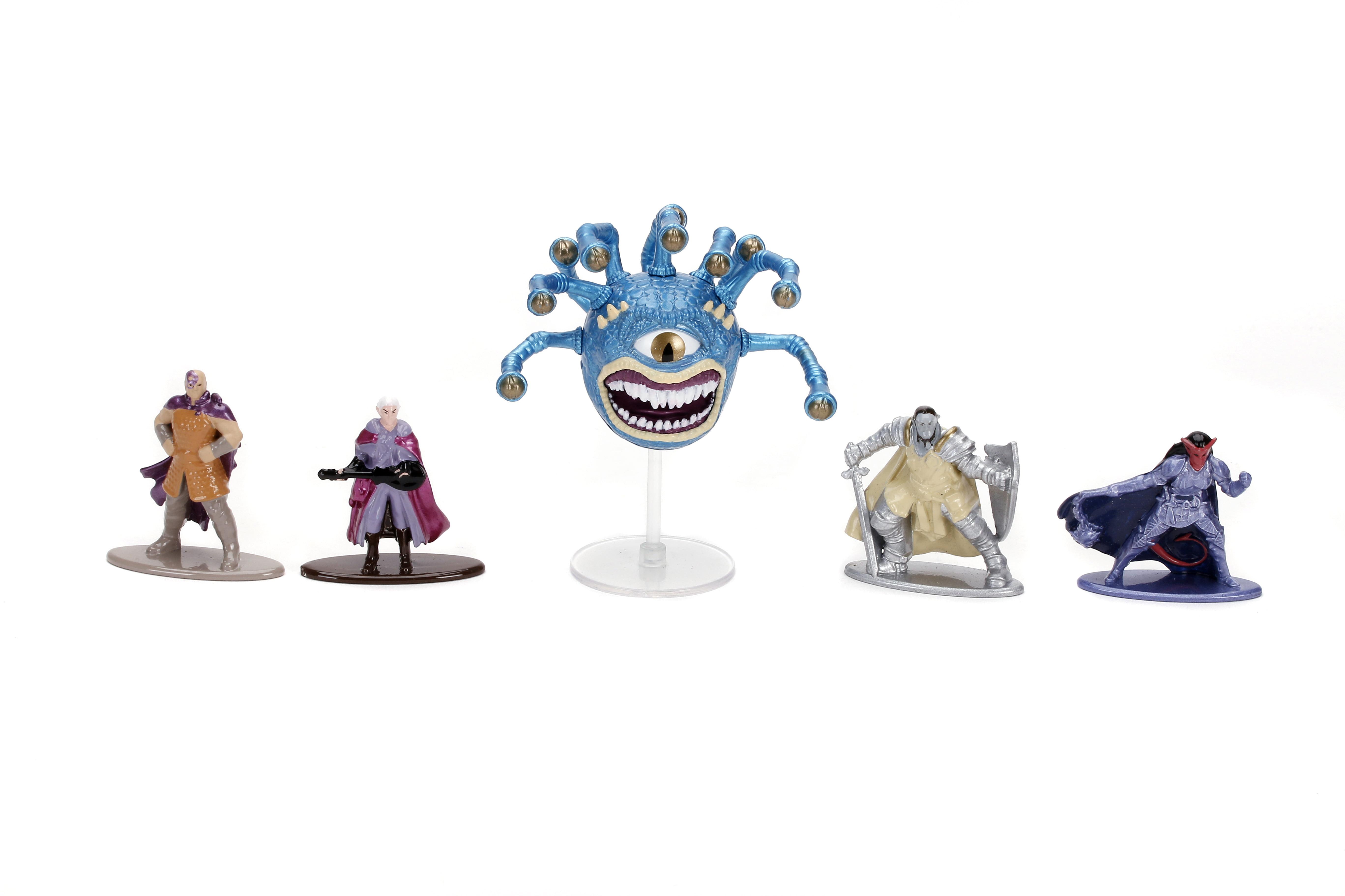 4 Different Figures You Choose  **NEW** JadaToys Metals Die Cast Figure Lot