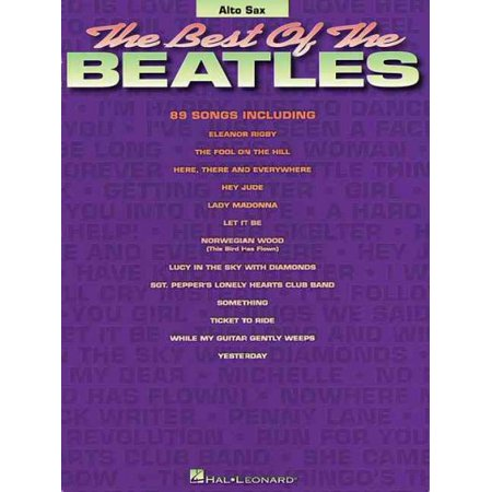 Best of the Beatles: For Alto Saxophone