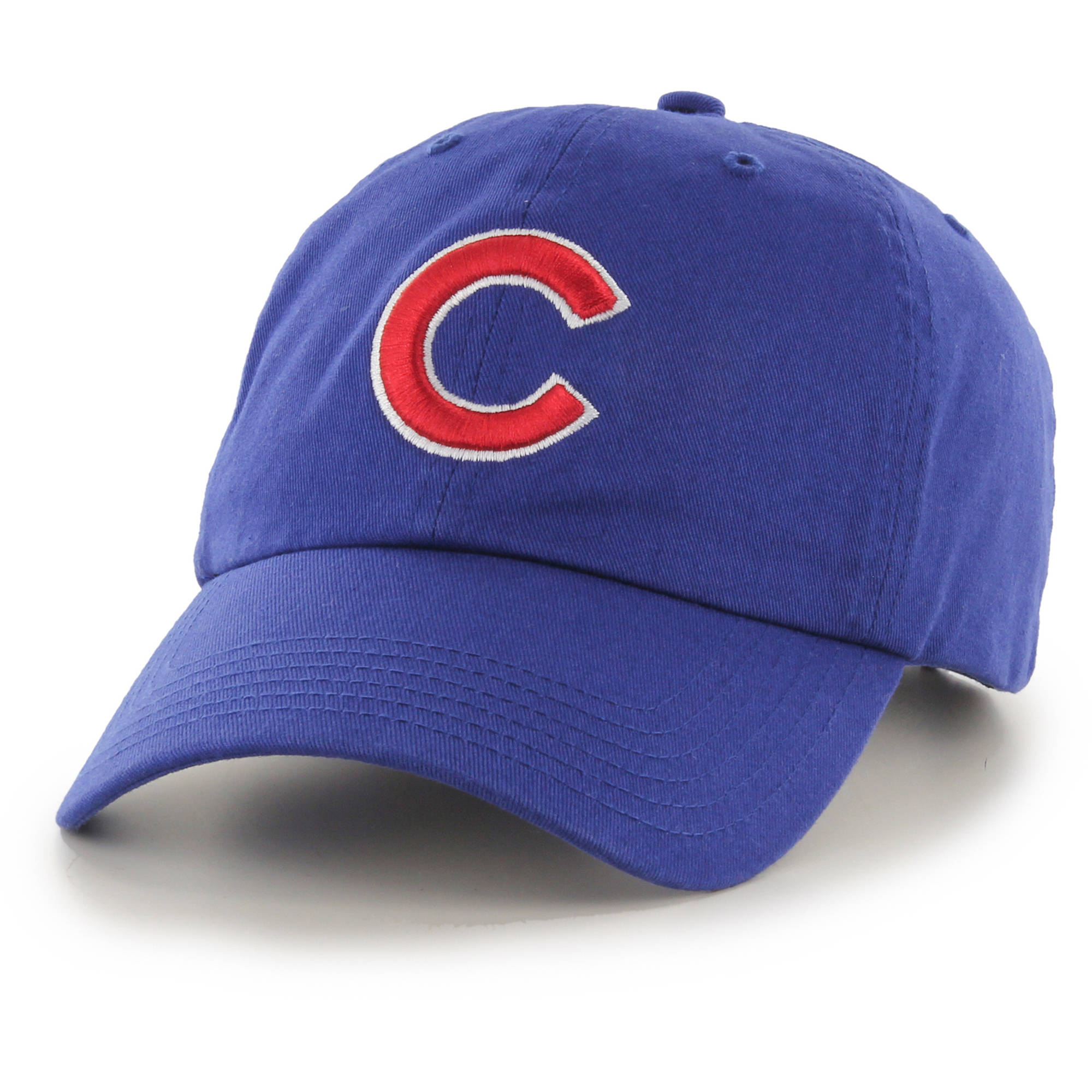 Fan Favorites B-MRGW05FWS-RYA OSF MLB Chicago Cubs Clean Up Cap, Royal - One Size