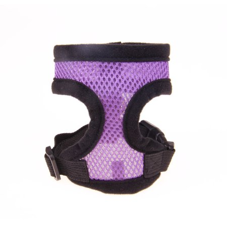 Adjustable Comfort Soft Breathable Dog Harness Pet Vest Rope Dog Chest Strap Lea