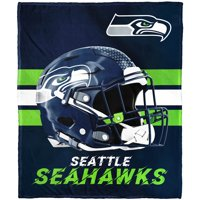 """Seattle Seahawks The Northwest Company 50"""" x 60"""" Protector Silk Touch Throw - No Size"""