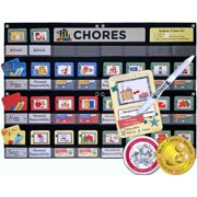 NEATLINGS Chore Chart for up to 3 Children, 80+ Chores for Toddlers to Teens