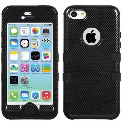 Apple iPhone 5C MyBat TUFF Hybrid Phone Protector Cover