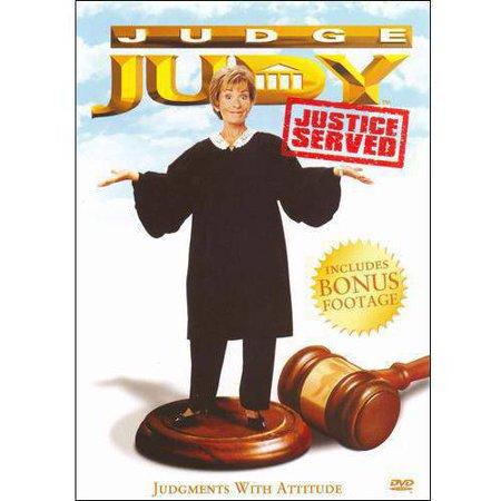 Image of Judge Judy: Justice Served