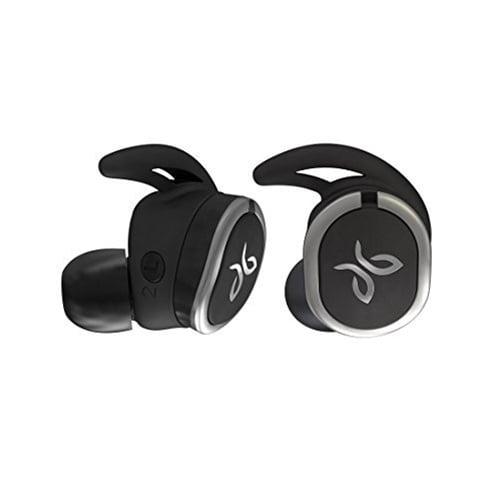 JayBird Run True Wireless Sport Headphones Stereo Jet Black Wireless BT