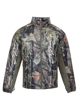 Mossy Oak Men's Insulated Jacket Mossy Oak Country