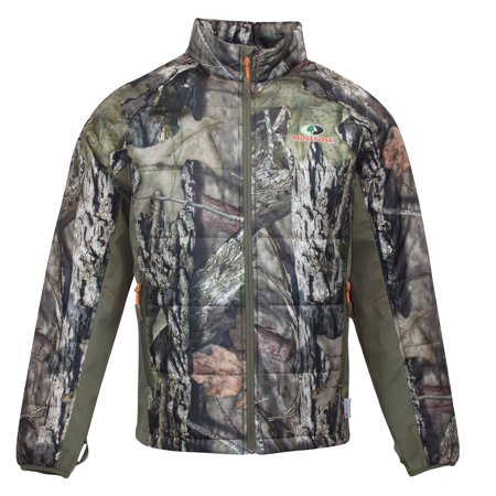 Mossy Oak Men's Insulated Jacket