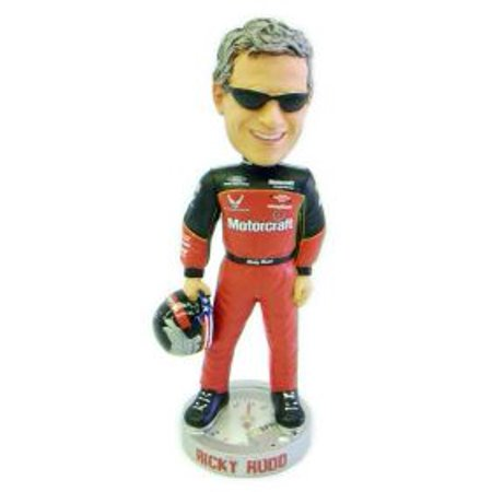 Ricky Rudd  21 Driver Suit Forever Collectibles Bobblehead