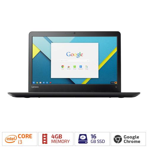 """Lenovo Thinkpad 13"""" Full HD IPS 1080P Chromebook, Core i3..."""