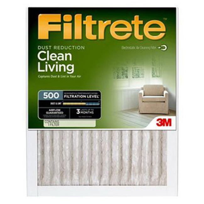 True Value 206751 3M Filtrete Filter, Pack of 6 - 15 x 20 x 1 in.