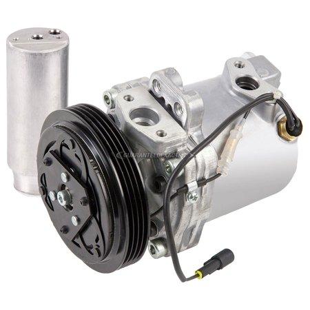Suzuki Esteem Ac Compressor (AC Compressor w/ A/C Drier For Suzuki Esteem 1995 1996 1997 1998 1999)