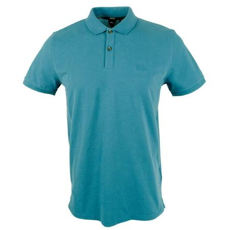 29e3d807 Boss Hugo Boss - Hugo Boss Men's Regular Fit Pallas Cotton Polo Shirt -  Walmart.com
